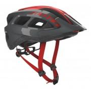Capacete Bike Ciclismo Mtb Scott Supra Vermelho Original