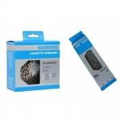 Cassete Shimano Hg400 11-25 9v + Corrente Hg53 9v Speed Sora