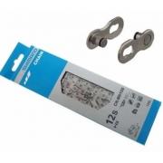 Corrente Shimano Deore Cn-m6100 138 Elos C/power Link 12v