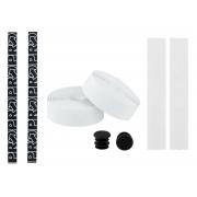 Fita De Guidão Shimano Pro Sport Control Eva Silicon Branca