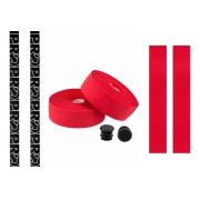 Fita De Guidão Shimano Pro Sport Control Eva Silicon Red