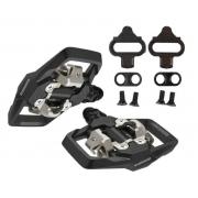Pedal Shimano Pd-me700 Plataforma E Clip Com Tacos Mtb