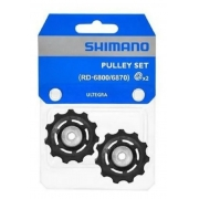 Roldana P/ Câmbio De Bike Shimano Ultegra Rd-6800 Rd-6870