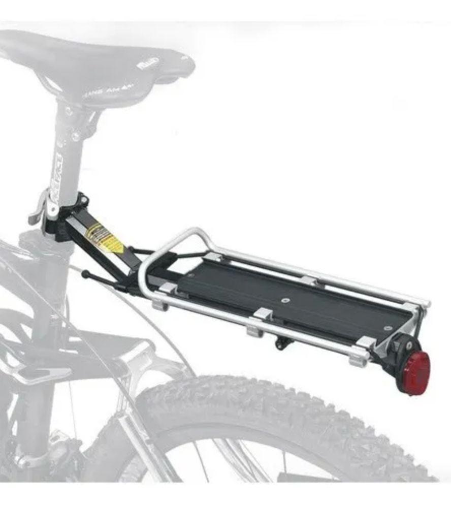 Bagageiro Traseiro P/ Canote Bike Topeak Mtx Beamrack V-type