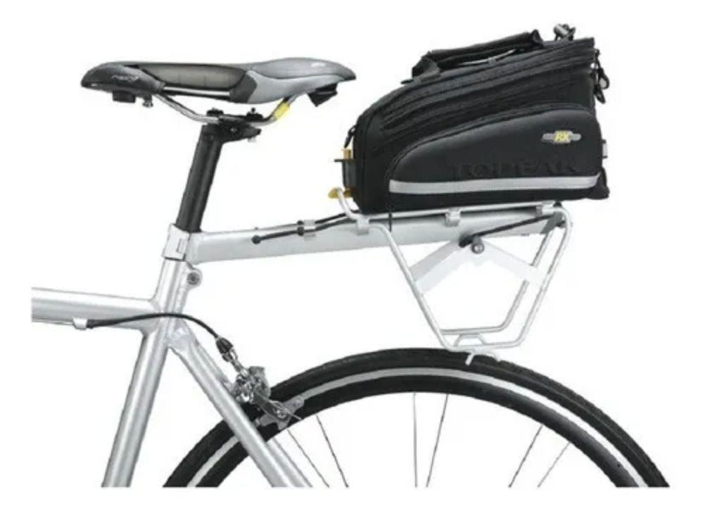 Bolsa Alforge Para Bagageiro Bike Topeak Rx Trunkbag Dxp