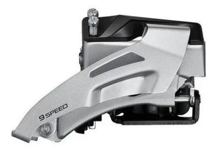 Cambio Dianteiro Altus Fd-m315 Duplo 34.9mm 7/8v Swing Dual
