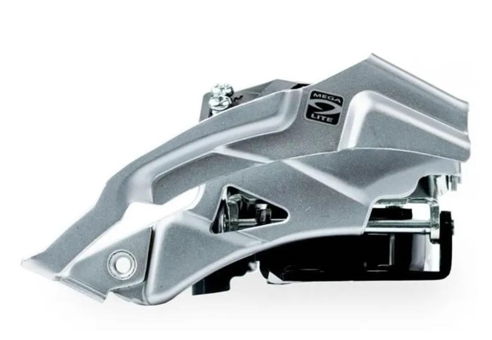 Câmbio Dianteiro Shimano Altus Fd M2000 3x9v Dual Pull Mtb