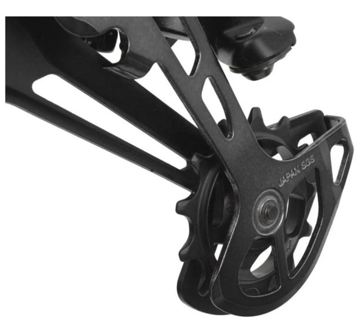 Cambio Traseiro Shimano Deore Xt M8120 12v 2x12 Cassete 45d