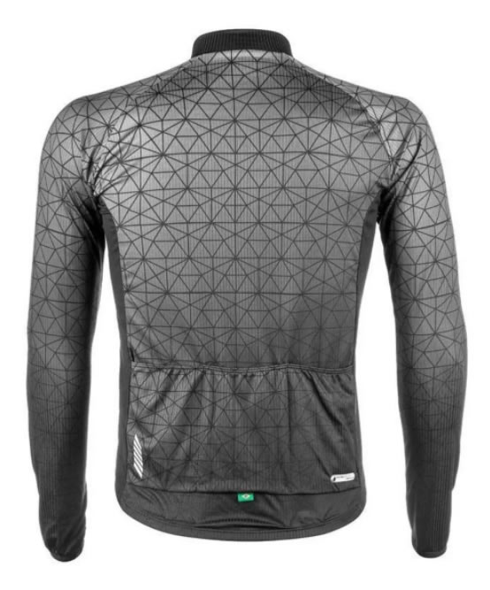 Camisa Ciclismo Mtb Mauro Ribeiro Manga Longa Plot Original