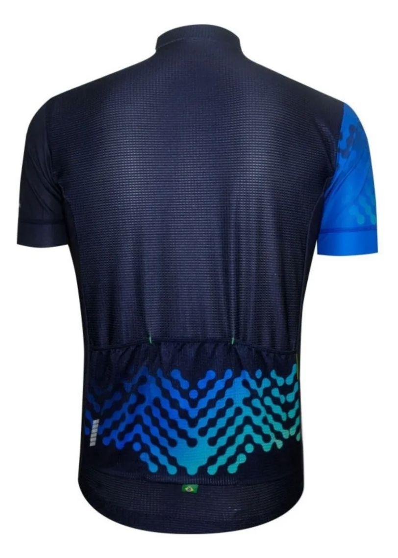 Camisa De Ciclismo Mauro Ribeiro Masculina Even Comfort