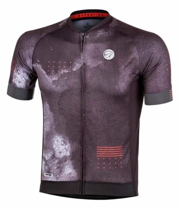Camisa De Ciclismo Mauro Ribeiro Masculina Expertise Perfor