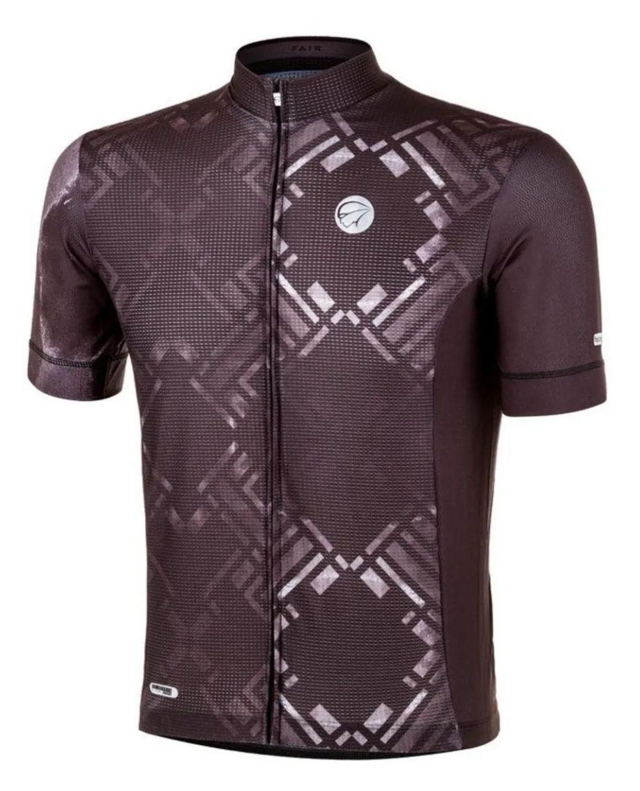 Camisa De Ciclismo Mauro Ribeiro Masculina Fair Cz Comfort