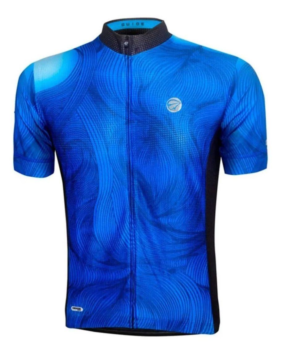 Camisa De Ciclismo Mauro Ribeiro Masculina Guide Az Comfort
