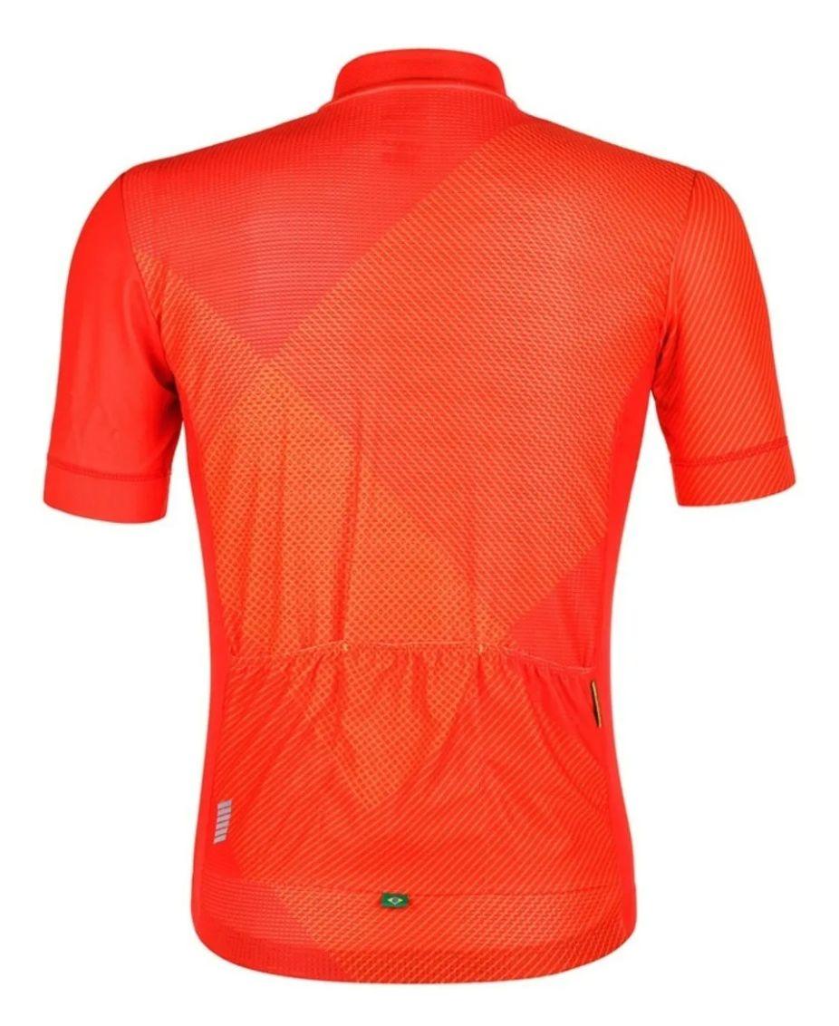 Camisa De Ciclismo Mauro Ribeiro Masculina Proper Comfort