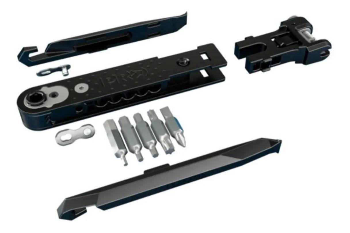 Canivete Shimano Pro Chave Multiuso Com Espatulas Top