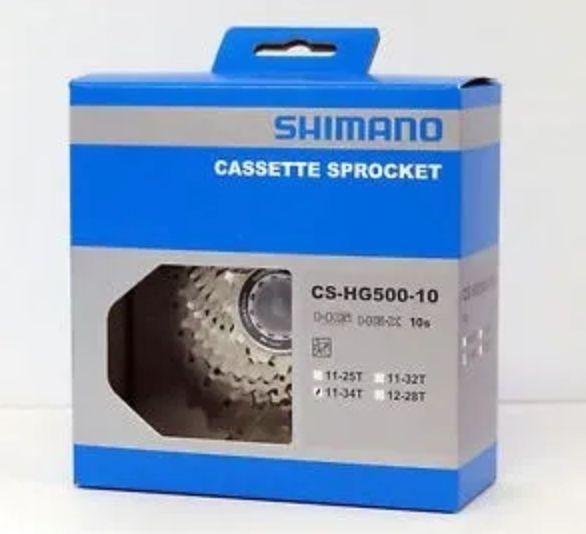 Cassete Shimano Tiagra Cs-hg500 11/34 10v Speed Original