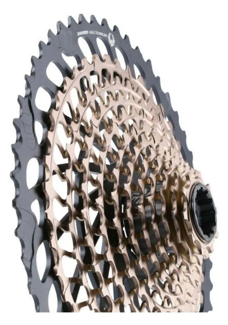 Cassete Sram Eagle Xx1 Xg-1299 12v 10/52 Bronze