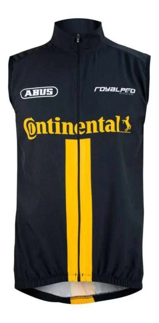 Colete Corta Vento Royal Pro Continental/abus Original
