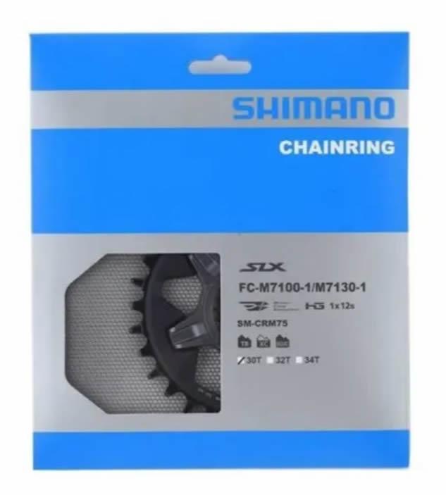 Coroa Shimano Slx Fc-m7100/fc-m7130 Sm-crm75 30d