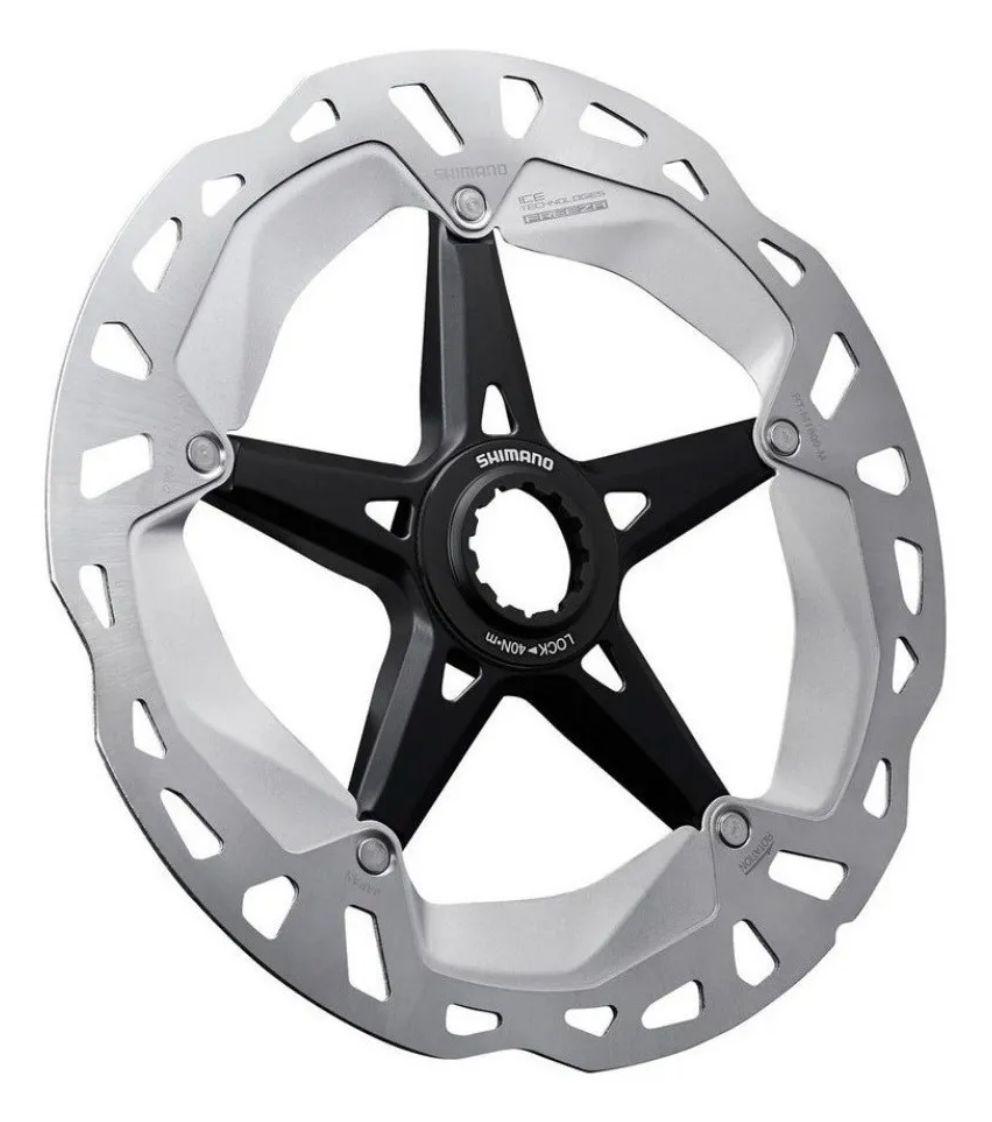 Disco De Freio Rotor Shimano Xt Mt800 160mm Ice-tech Freeza