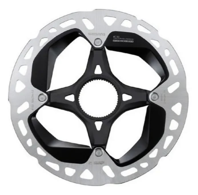 Disco Freio Rotor Shimano Xtr Ice Tech Freeza Mt900 160mm