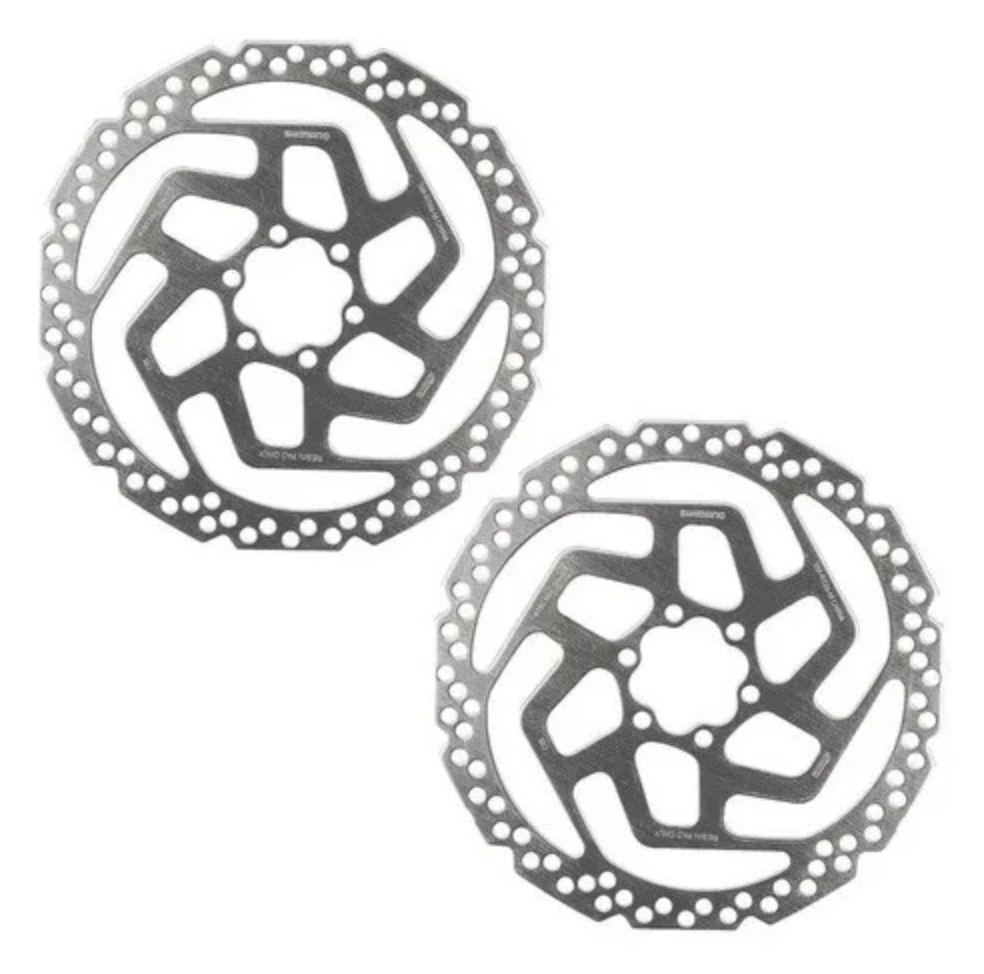 Freio Disco Pinça Shimano Tourney Tx805 + Disco Rt26 160mm