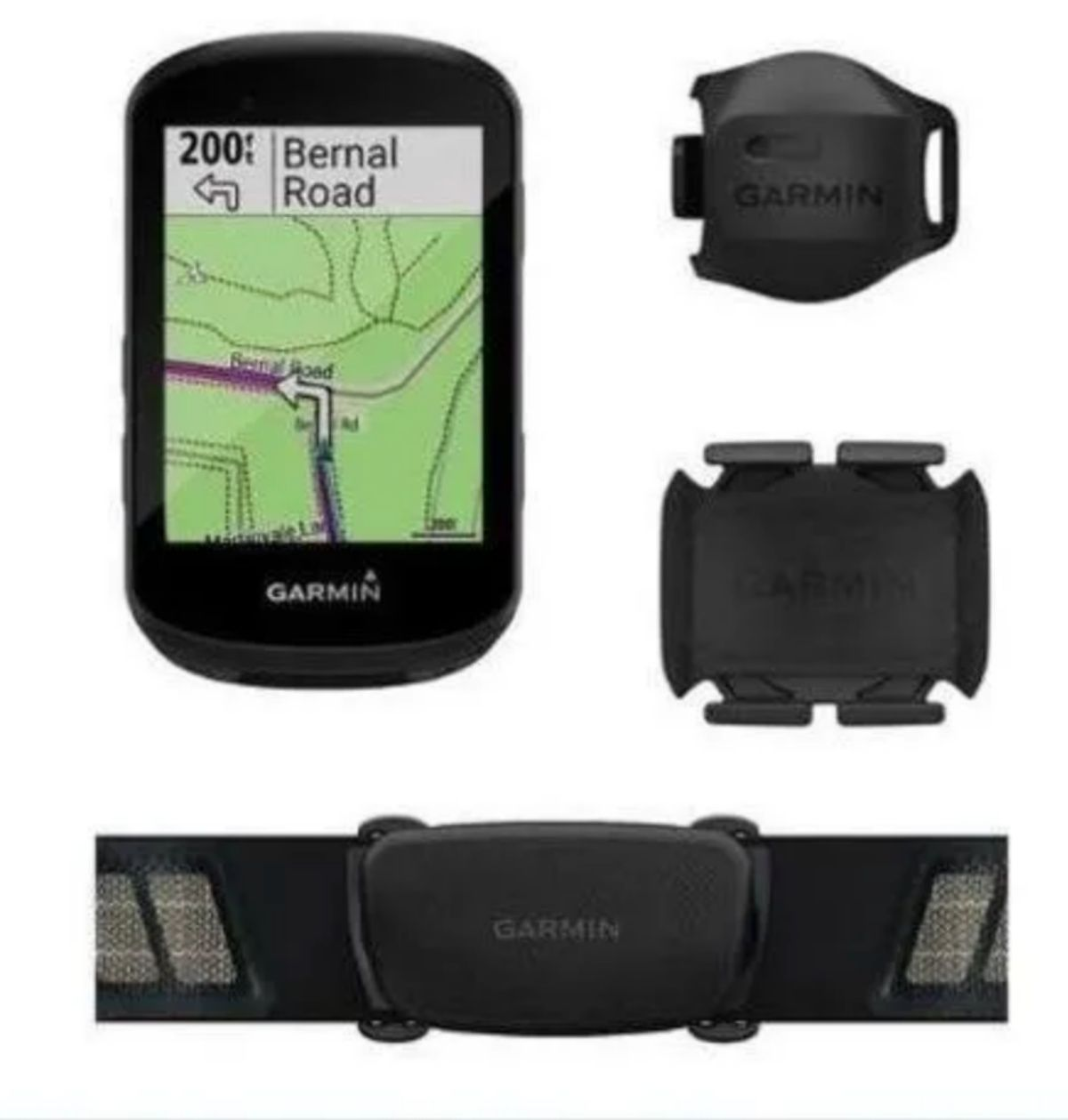 Gps Garmin Edge 530 Bundle 010-02060-10 Original