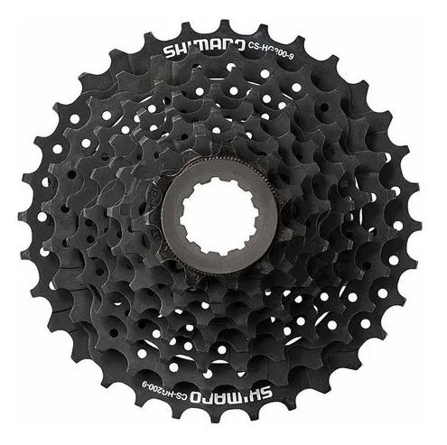 Grupo Shimano Alivio/altus 3x9v Velocidades Mtb Bike