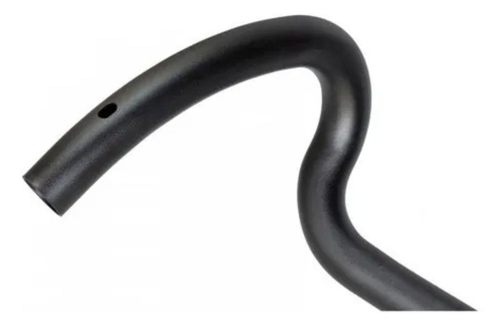 Guidão Shimano Pro Discover Gravel 31.8x42cm 30 Graus Sweep