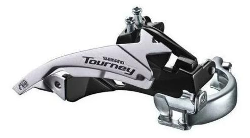 Kit Shimano Grupo 21v Tourney Com Cambio Diant.48d