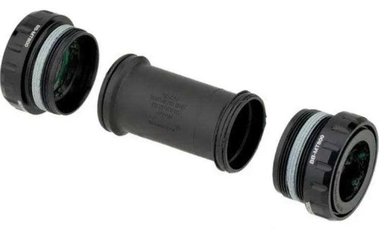 Movimento Central Deore Xt Bb-mt800 Rosca Bsa M8000