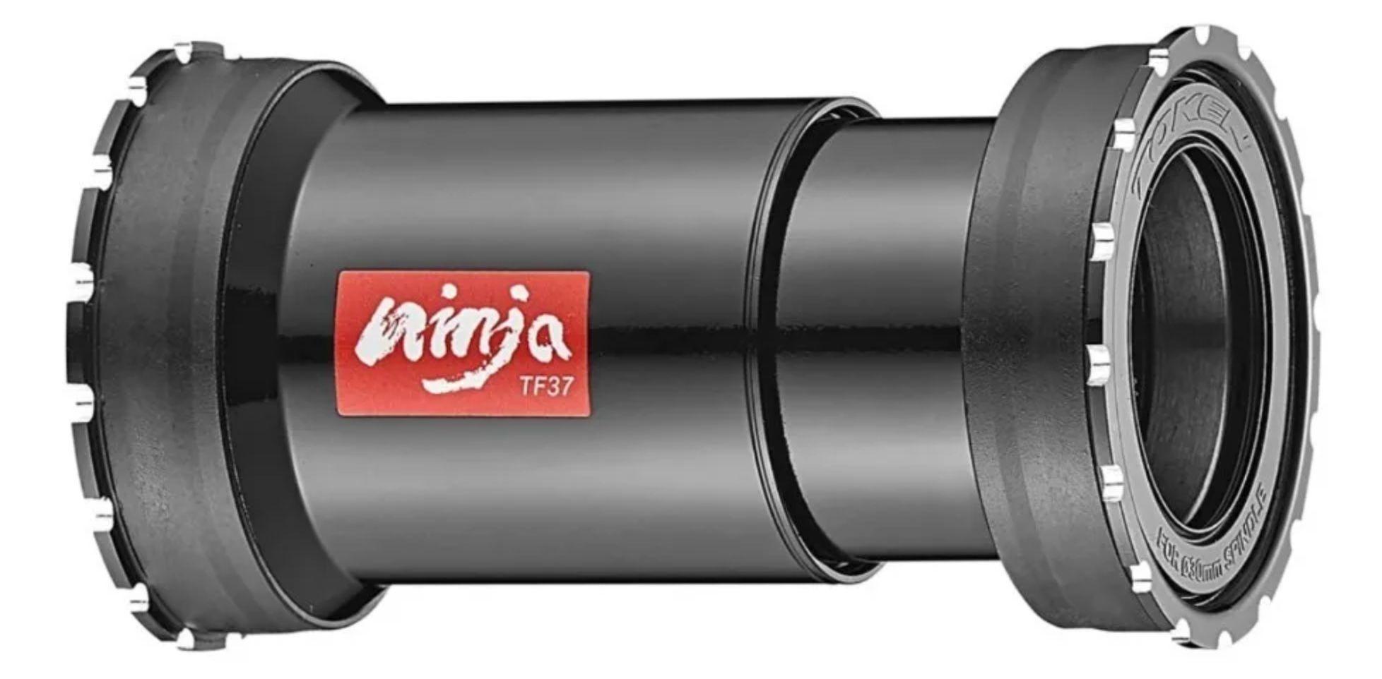 Movimento Central Token Ninja Pf30 Para Pedivelas Bb30 30mm