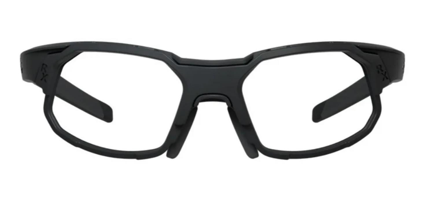 Óculos Ciclismo Hb Rush Preto Grau E Clip Sol