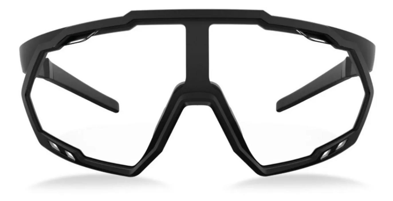 Óculos Ciclismo Hb Spin Matte Fotocromático 2lentes
