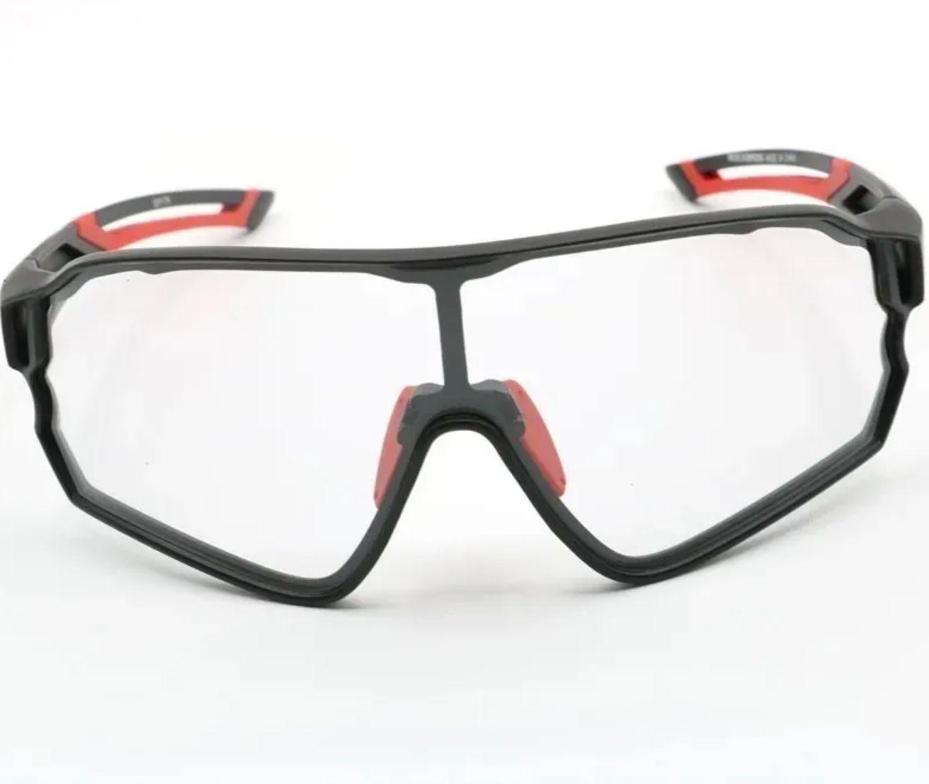 Óculos Ciclismo Rockbros Lente Fotocromática + Clip Grau