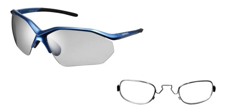 Óculos Shimano Equinox3 Fotocromático + Clip Óculos De Grau