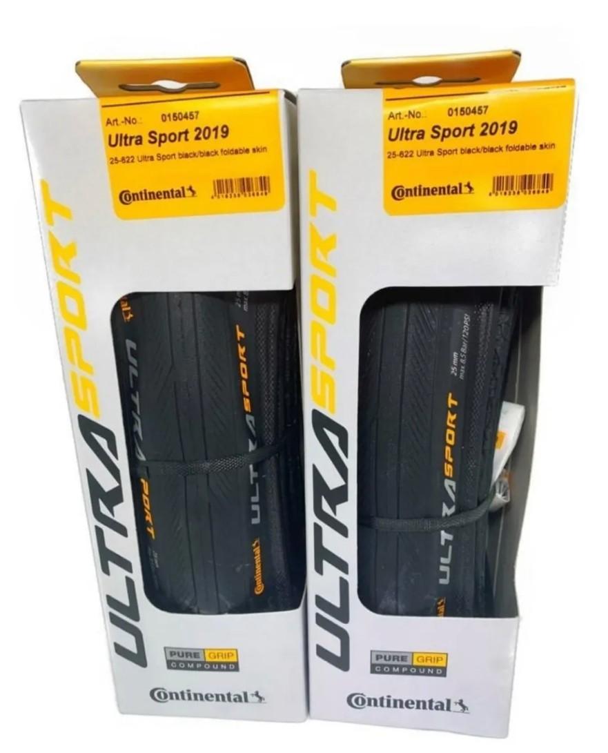 Par De Pneus Continental Ultra Sport 3 700x25 Kevlar Speed