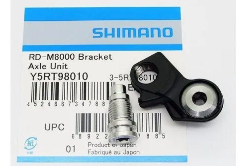 Parafuso E Gancheira Shimano Cambio Xt M8000 Slx M7000