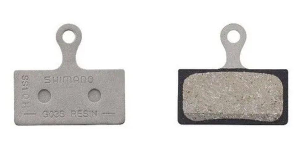 Pastilha Freio Shimano Deore Slx G03s Resina M615 M8000 M785
