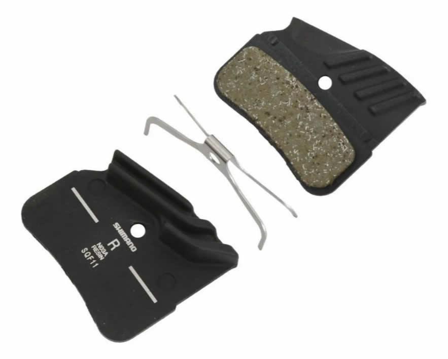 Pastilhas De Freio Shimano Xtr-m9120,xt-m8120,slx-m7120 Res