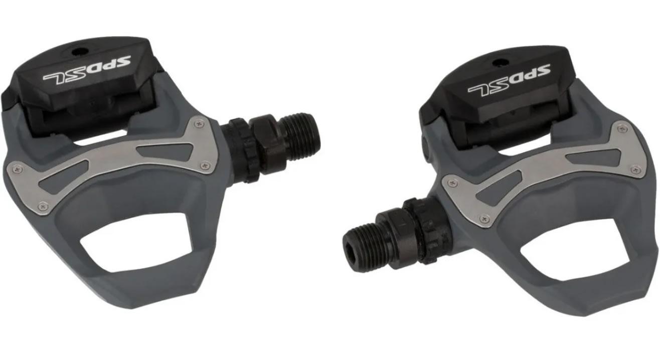 Pedal Clip Shimano Pd R550 Com Taquinhos Sh11 Speed