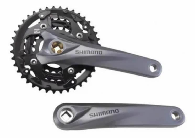 Pedivela Shimano Acera Fc M3000 22/30/40d 9v 27v Bike Mtb