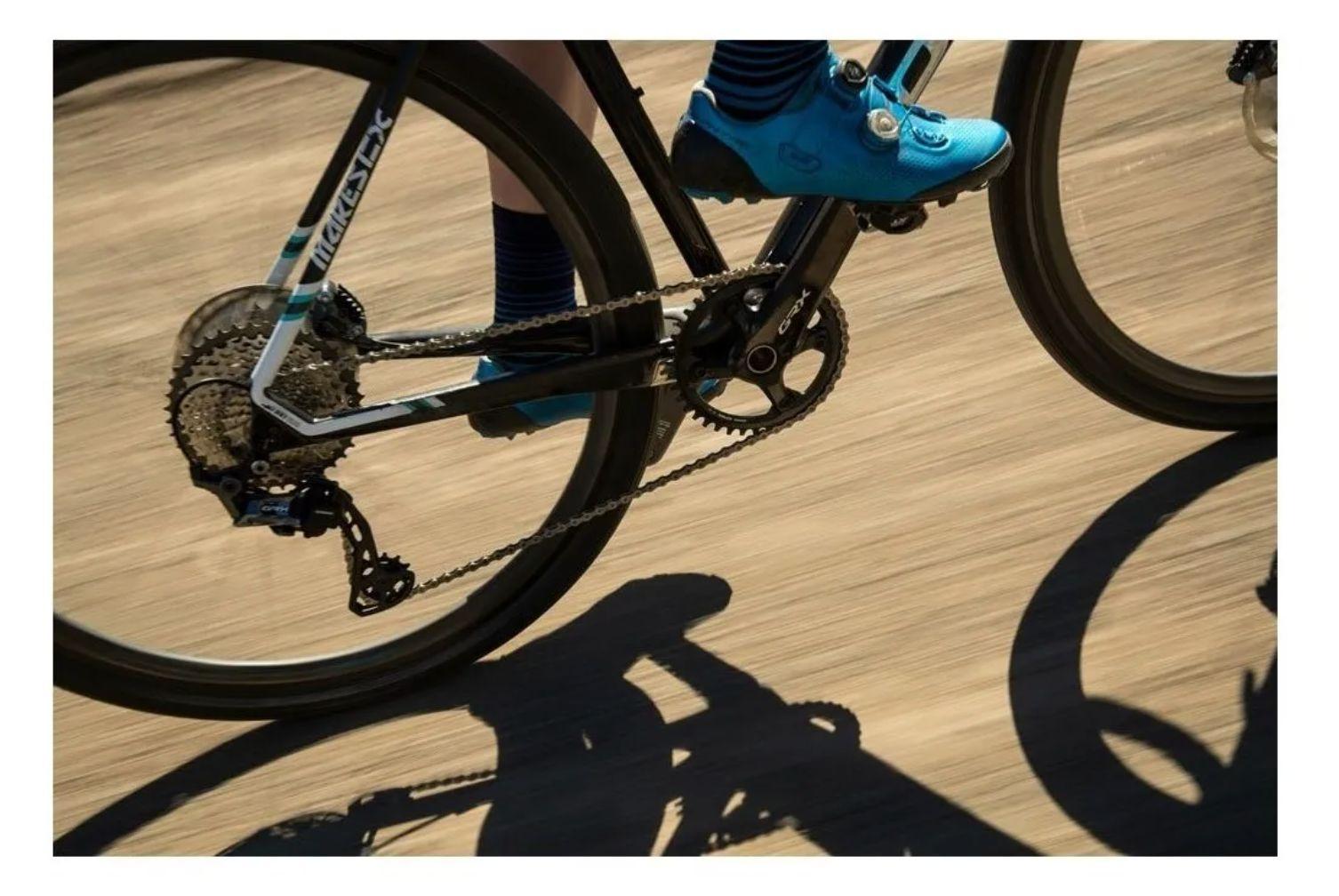 Pedivela Shimano Grx Rx810 40d 172,5mm 11v Speed Ciclocross