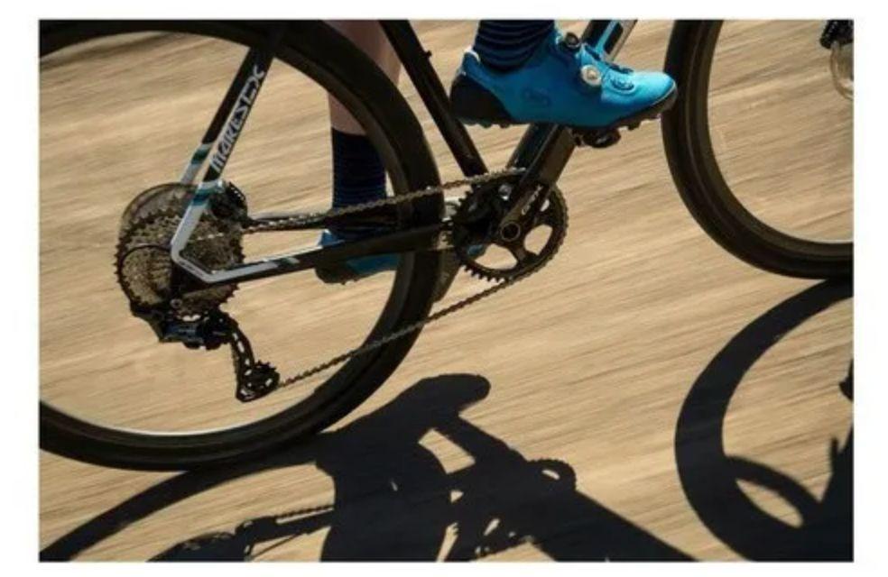 Pedivela Shimano Grx Rx810 42d 172,5mm 11v Speed Ciclocross