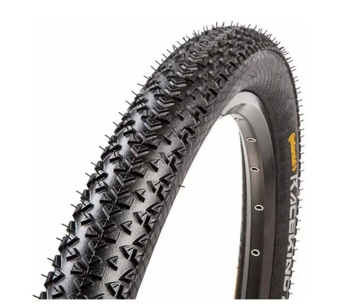 Pneu Continental Race King 29x2.2 Tubeless + Pneu Crossking 29x2.3 Tubeless