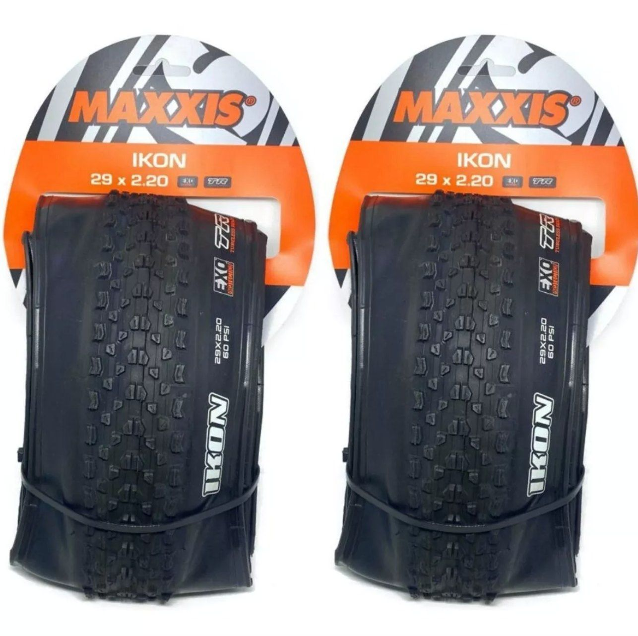 Pneu Maxxis Ikon 29x2.20 Exo Protection Tubeless Ready(2und)