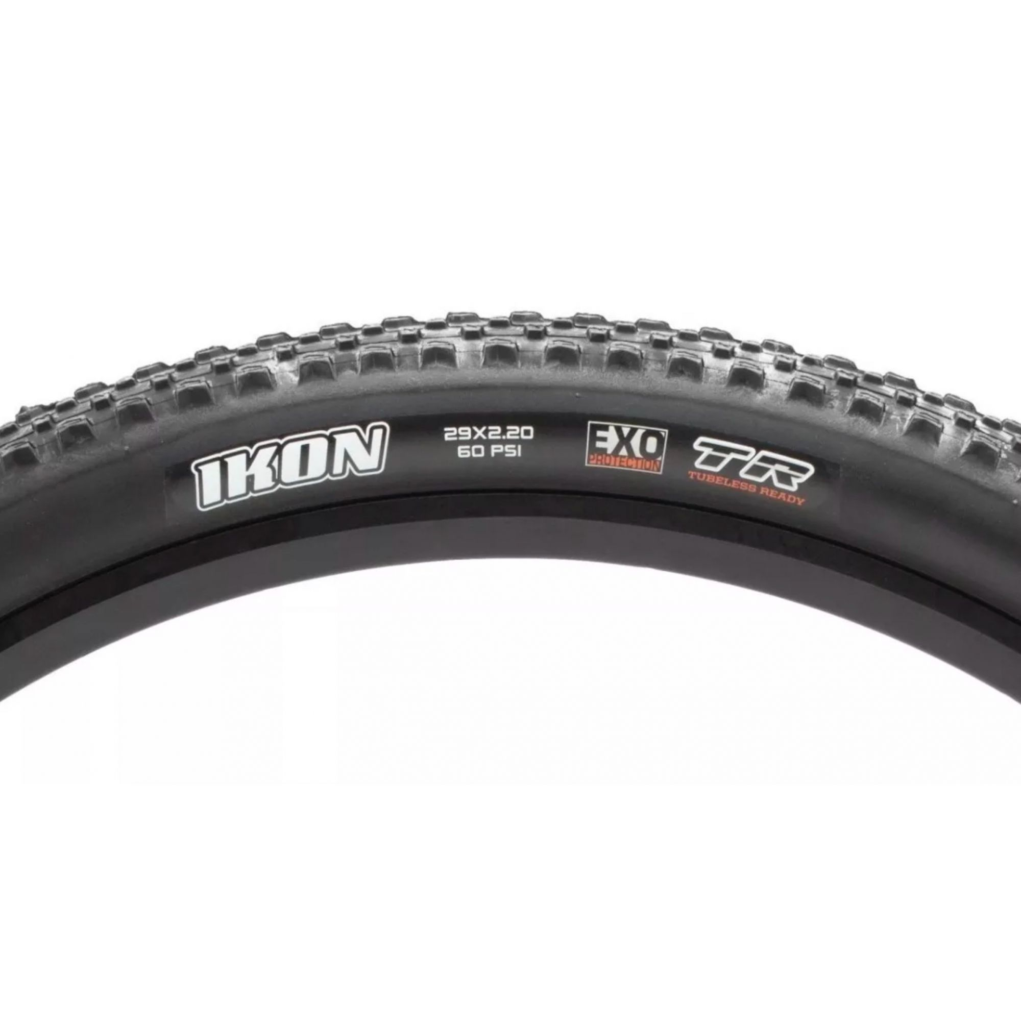 Pneu Maxxis Ikon 29x2.20 Exo Protection Tubeless Ready Top