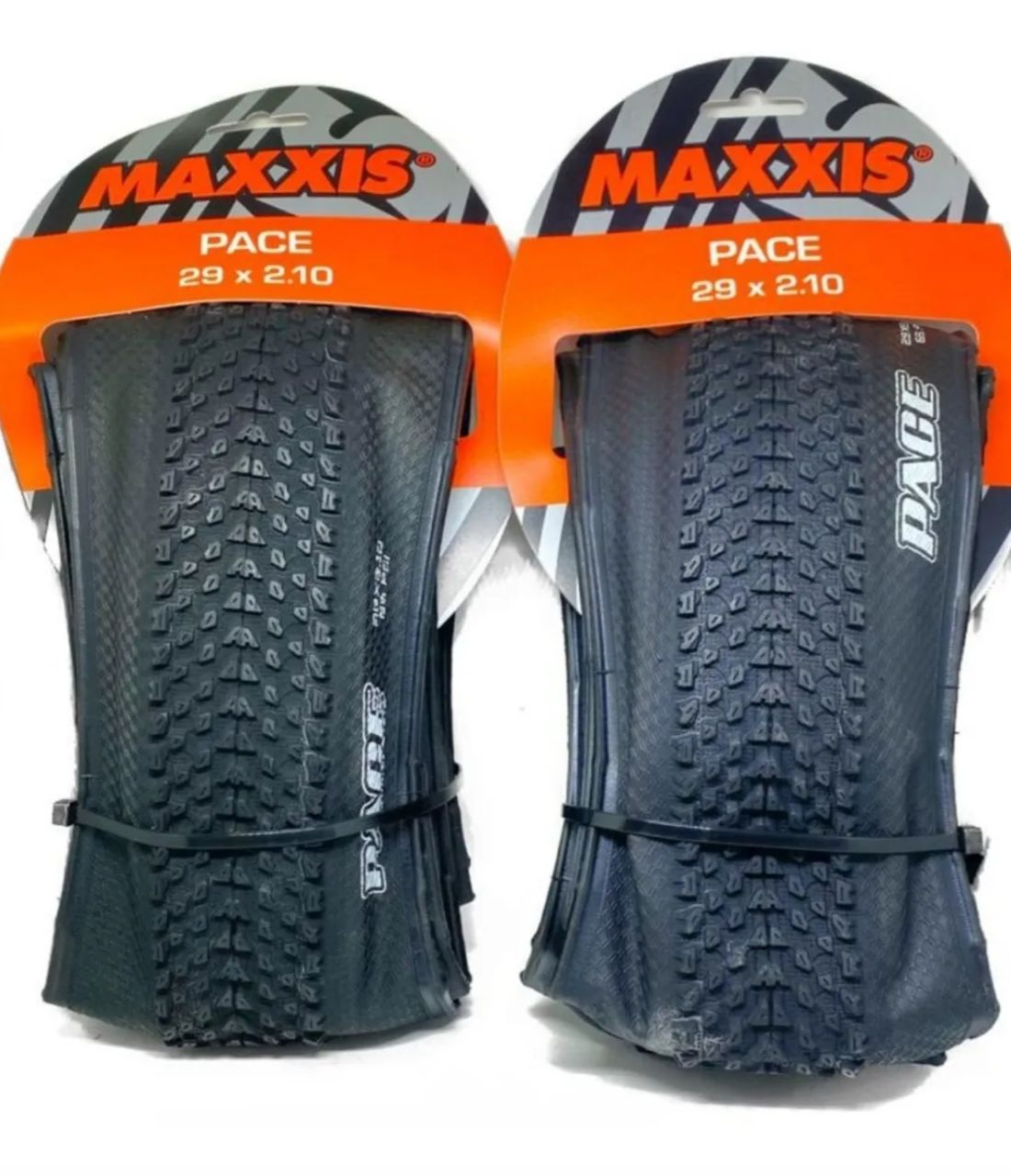 Pneu Maxxis Pace M333 29x2.10 Kevlar Dobrável 2 Unidades