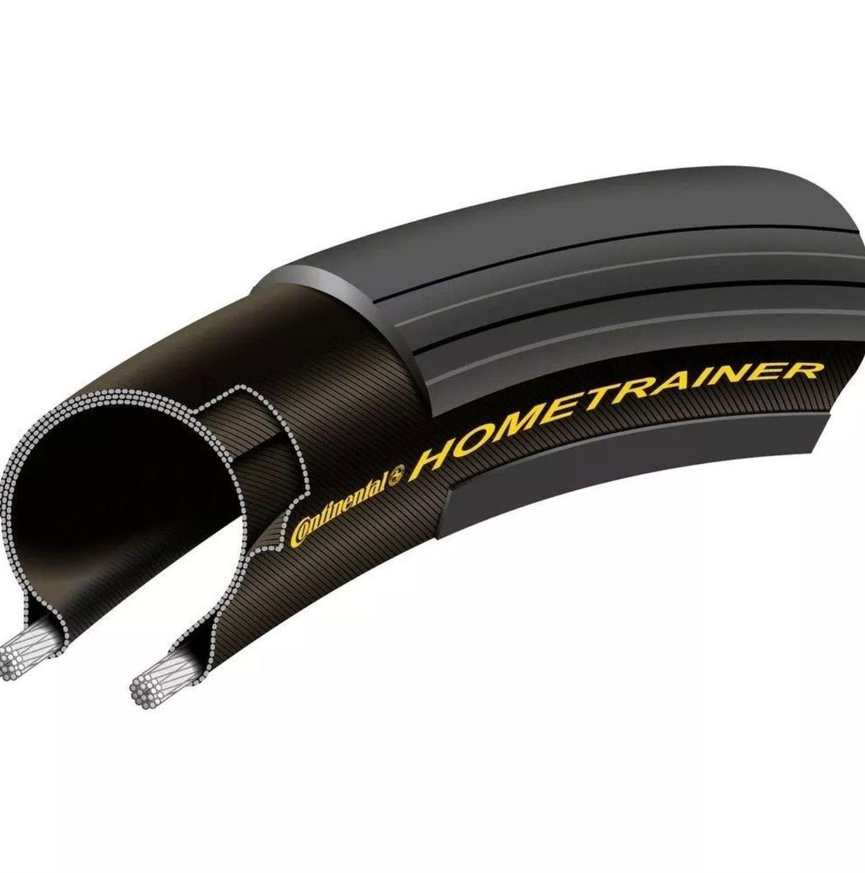 Pneu Rolo De Treinamento Continental Home Trainer 700x23c