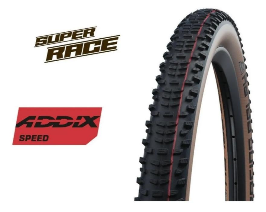 Pneu Schwalbe Racing Ralph 29x2,25 Addix Evo Super Race
